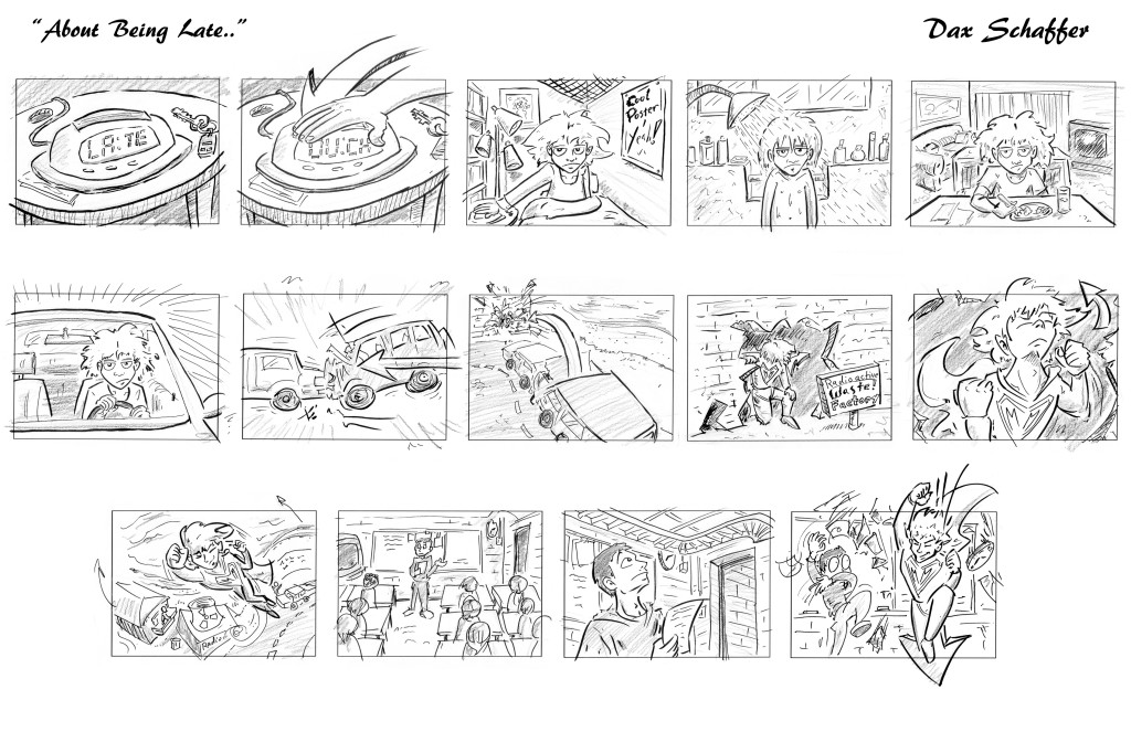 Being Late to Class Storyboard 01 (ver3)