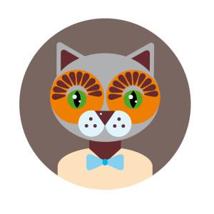 Freelancer Money Flow Cat