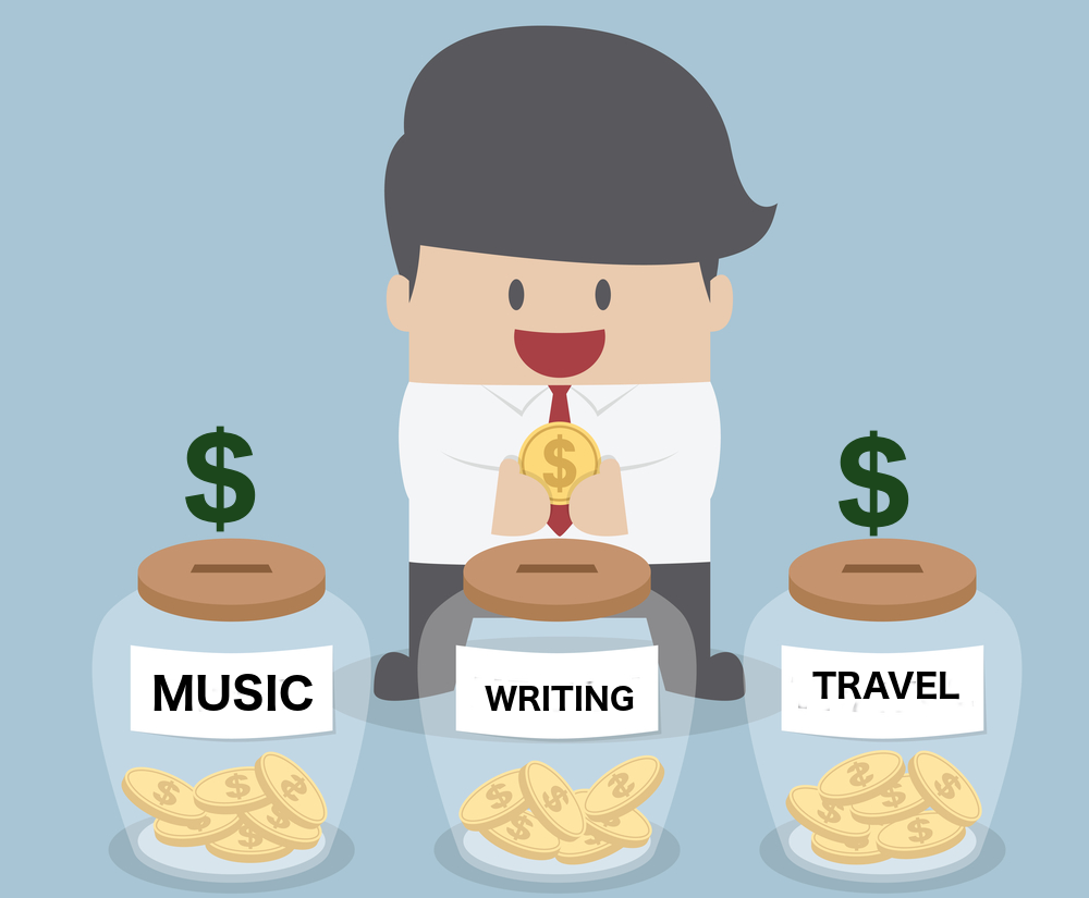 Why Creative People Kick Butt at Managing Money