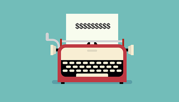 How to Get Paid to Write When You've Never Been Published